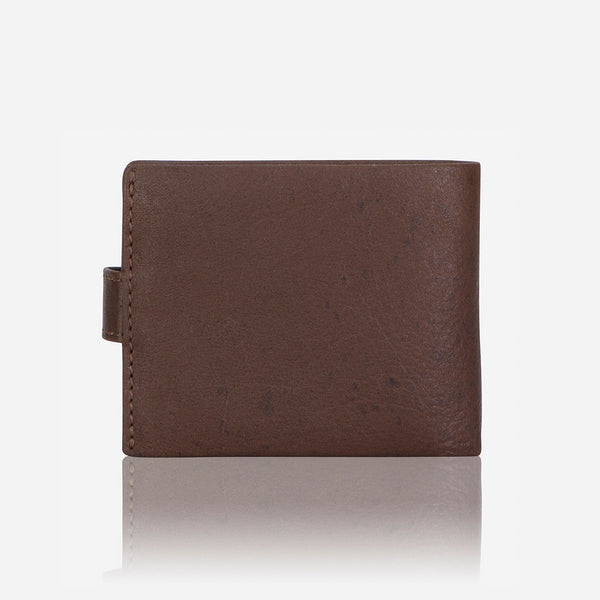 Multi Card Oryx Leather Wallet, Brown - Wallet | Brando Leather South Africa