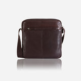 Cooper Crossbody Tablet Bag - Leather Crossbody Bag | Brando Leather South Africa