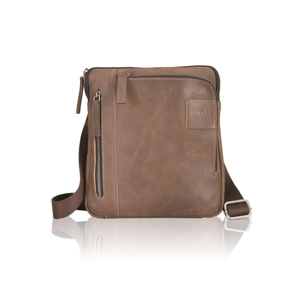 Utah Unisex Crossbody Tablet Bag
