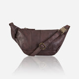 Daytona Waist Bag - Leather Business Bag | Brando Leather South Africa