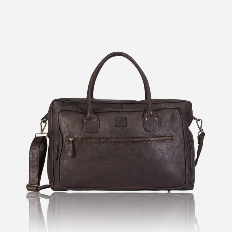 Daytona Duffel Bag - Leather Travel Bag | Brando Leather South Africa