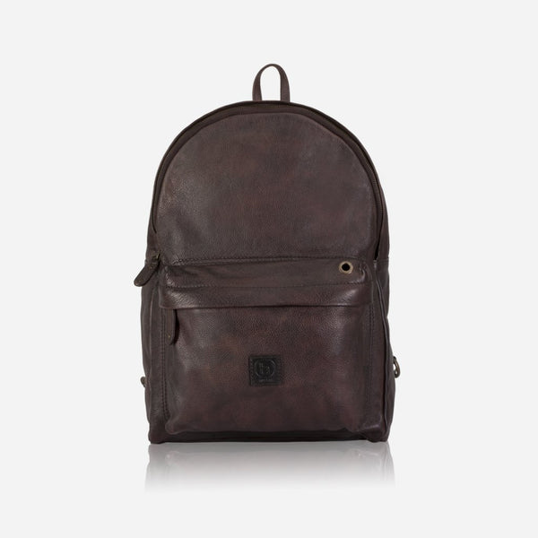 Daytona Backpack - Leather Business Bag | Brando Leather South Africa