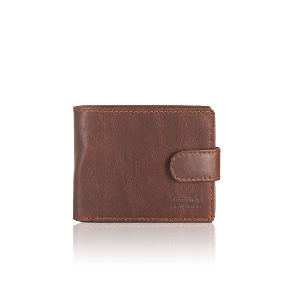8655 Silviano wallet - extra card flap with coin pocket with tab