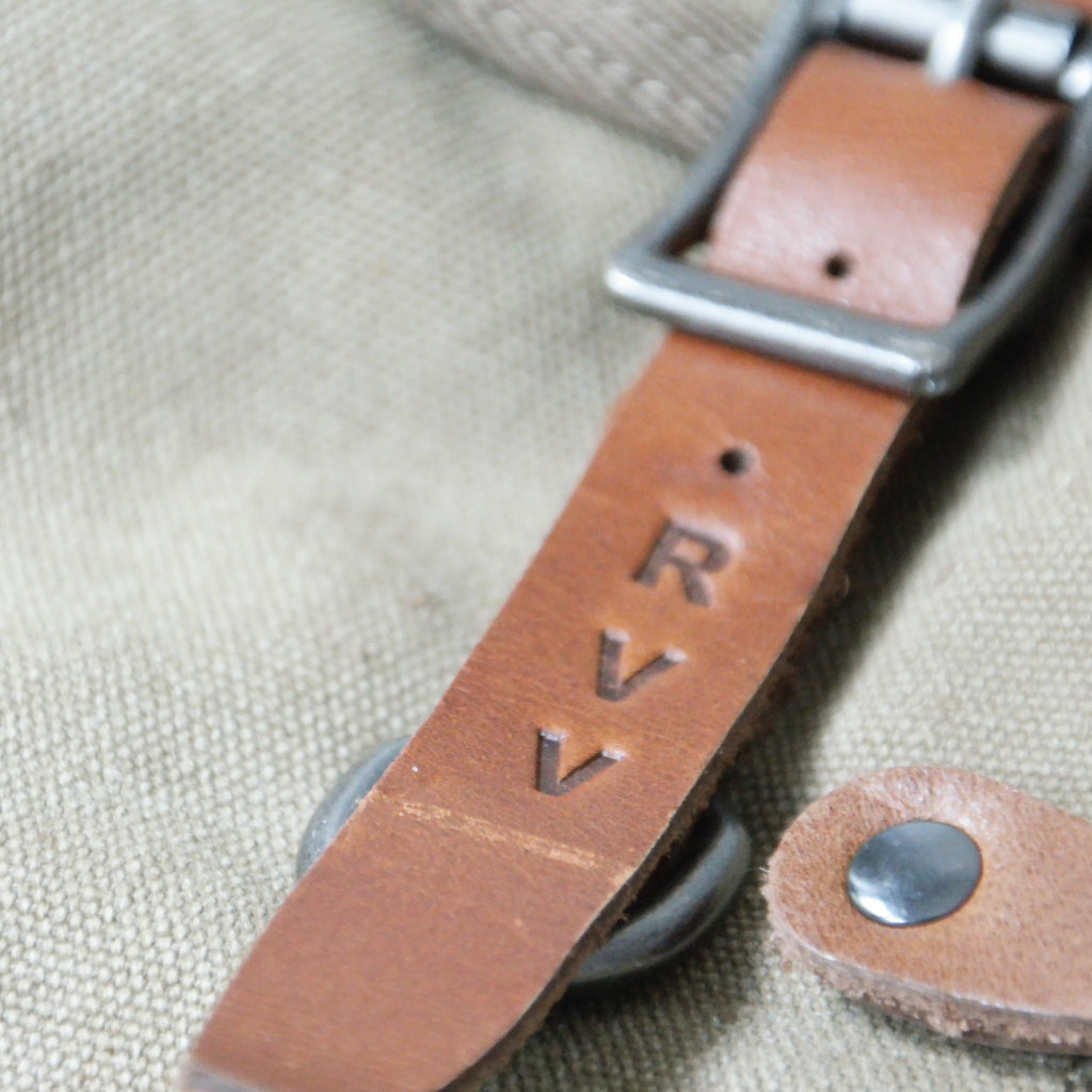 Personalise Your Product - EXTRAS - Leather  | Brando Leather South Africa
