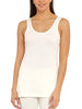 Jockey Women's Off White Thermal Camisole-2500