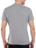 Jockey Men's Cotton Grey Melange Regular Fit T-Shirt-2714
