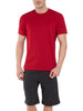 Jockey Men's Cotton Shanghai Red Regular Fit T-Shirt-2714