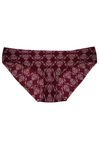 Triumph 755i918 Women's Hipster Printed Panties-(R9) Red