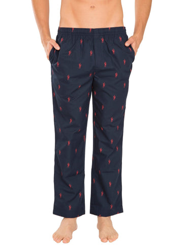 Jockey Men's Cotton Assorted Printed Pyjama -9009