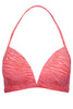 Triumph 110i361 Women's Semi Padded Multi Way T-Shirt Bra-(A9) Orange