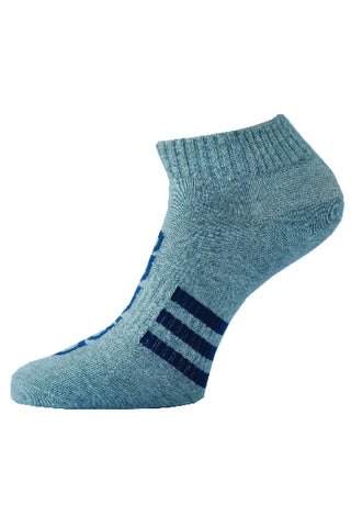 Adidas Pack Of 1 Men's Flat Knit Low cut -Grey Millange