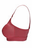 Trylo Alpa Straple Women's Full Figure T-Shirt Bra -Coral