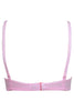 Bwitch BW070 B-Seamless Women's Seamless Full Figure T-Shirt Bra-Light Pink