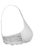 Bwitch BW339 Corona Hosiery Underwired Low Cut T-Shirt  Bra-White