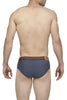 Zoiro Denin 4101 Premium Cotton Fashion Midrise Brief-Blue Band (2)