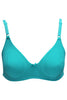 Libertina Christine Seamless T-Shirt Bra-Green