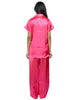 Juliet JRB9025 Women's Pyjama Night Suit,Tomato