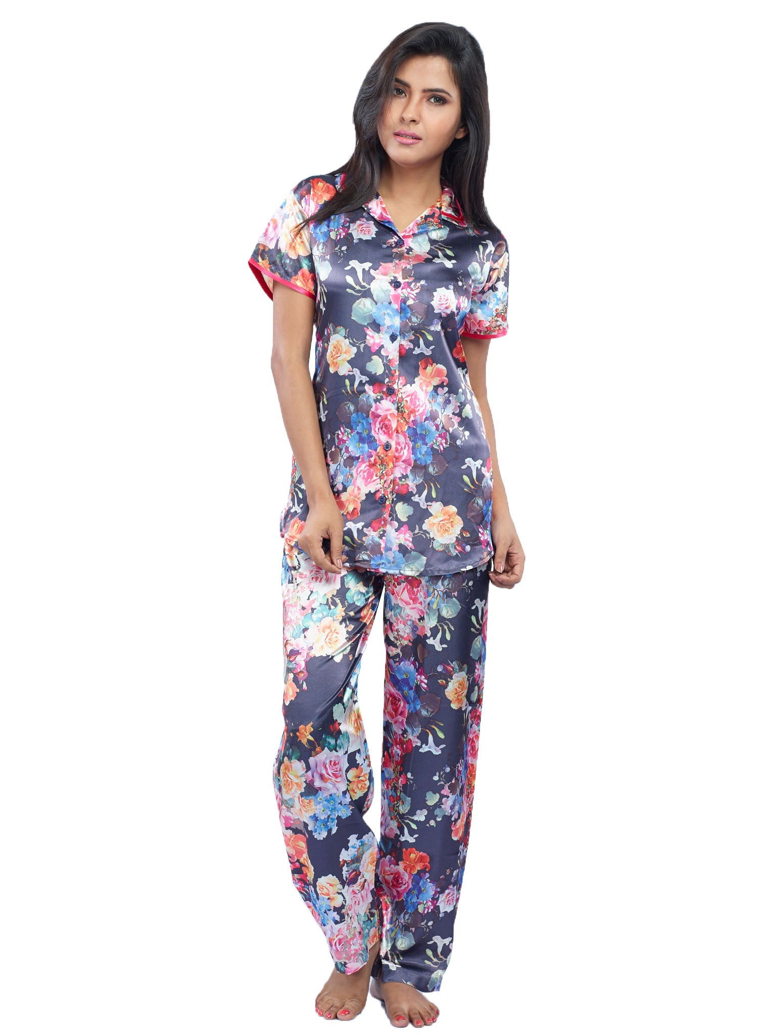Juliet JRB9075 Women s Pyjama Night Suit 613da86cc