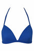 Triumph 110i337 Women's Seamless Semi Padded T-Shirt Bra-(9W) Klien Blue