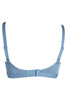 Triumph 20i542 Polymaide Non Wired Triaction T-Shirt Bra-(QO)SKY GRAY