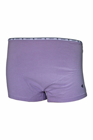 Jockey SS04 Boy Leg Women's Cotton Thin Elastic Panties-Princess Violet