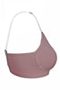 Trylo Vivanta Women's Semi Padded Full Figure T-Shirt Bra-Dust Pink