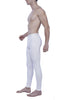 Zoiro Thermax ZP Mens Waist Band Pant Thermals-Ivory White