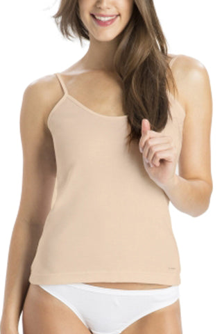 Jockey 1487 Women's Cotton Camisole-Skin