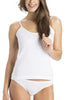 Jockey 1487 Women's Cotton Camisole-White