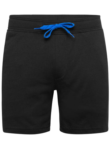 Jockey Black Boy's Shorts-AB12