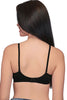 Juilet Semi Padded Full Coverage T-Shirt Bra # 1059-Black