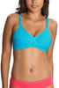 Jockey 1242 X-Cite Women's Cotton Full Figure Saree Bra-Turquoise