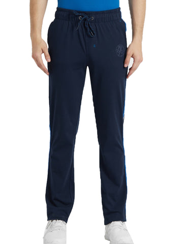 Jockey Men's Navy Active Track Pant Slim Fit-9501