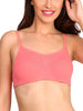 Jockey Peach Blossom Non Padded Seamless Adjustable Strap Soft Cup Bra-SS12