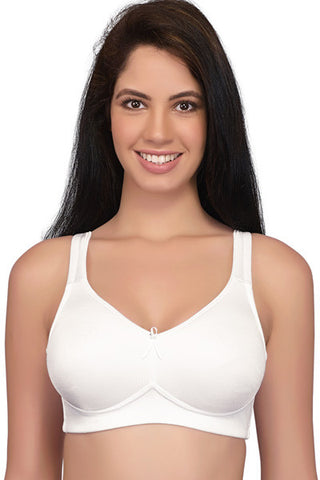 Juliet Body 61463 Women's Bra-White
