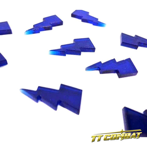 Psychic Power Markers (Blue)