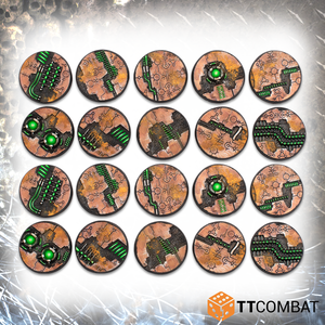 32mm Tomb World Bases