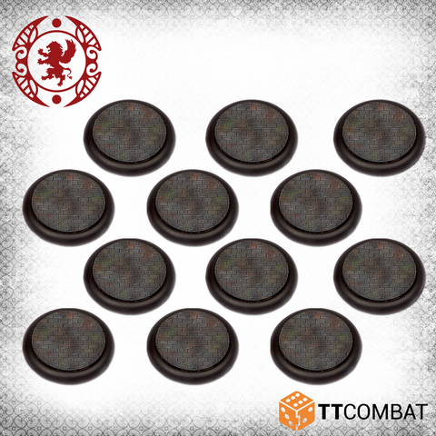 40mm Cobblestone Bases