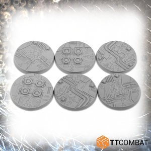 50mm Tomb World Bases