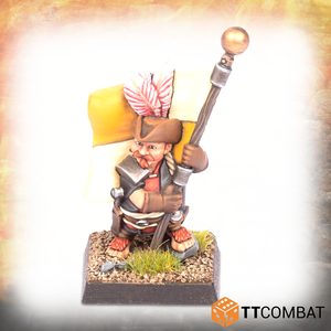 Halfling Battle Standard Bearer