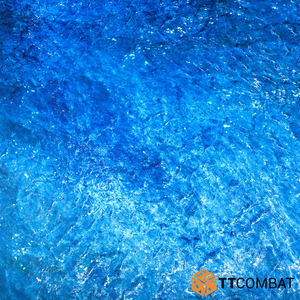 Blue Water Gaming Mat