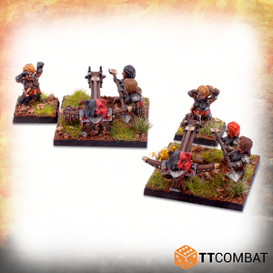Shield Maiden Bolt Throwers