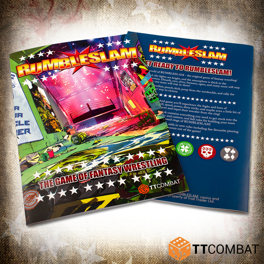 RUMBLESLAM Rulebook