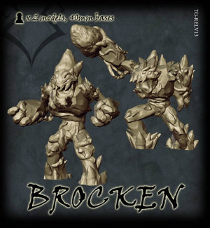 Brocken (Limited)