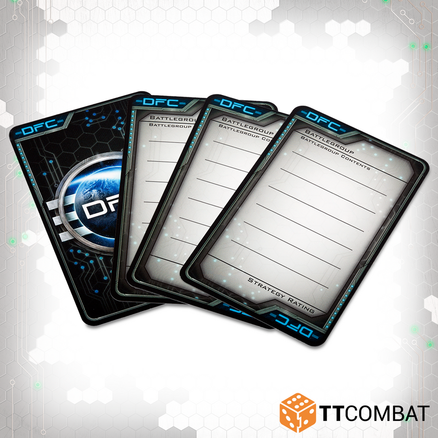 Dropfleet Activation Cards