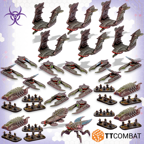 Scourge Starter Army *PRE-ORDER Dec 13th*