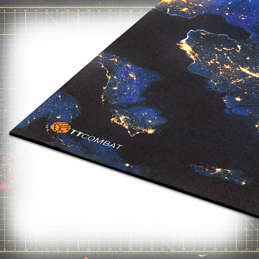 Dropfleet Commander Gaming Mat