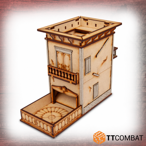 Venetian Dice Tower