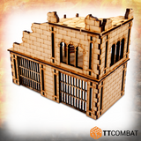 Savage Domain: Forsaken Prison