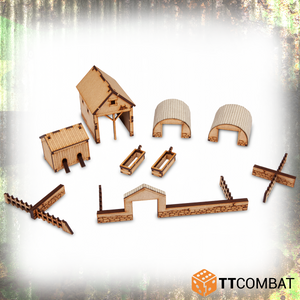 25mm Farm Accessories